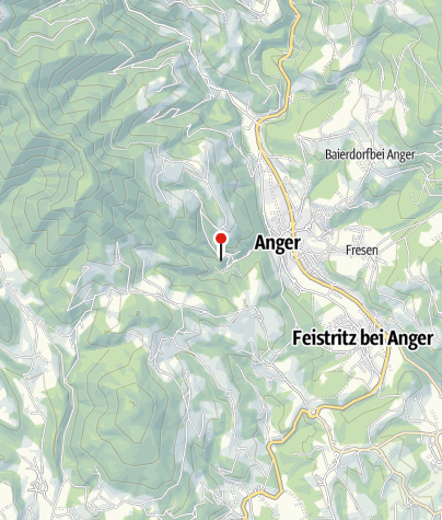 Karte / Ruine Waxenegg