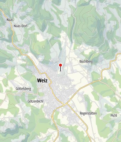 Karte / Basilika am Weizberg