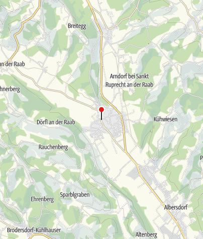 Karte / Barockkirche St. Ruprecht an der Raab