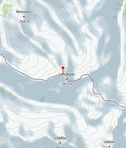 Karte / Rotbüchelspitze (2.853 m)