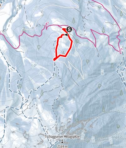 Map / Hochegga