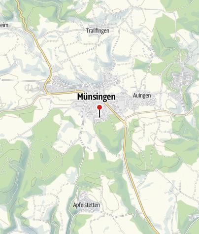 Karte / Ferienwohnung Bückle