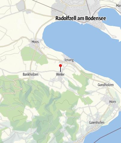 Karte / Gasthaus Sonne