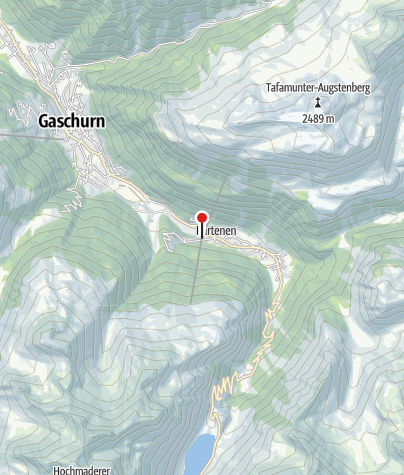 Kaart / Vermuntbahn
