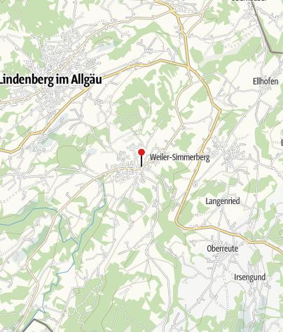 Karte / Bräustüble und Hotel Zur Post