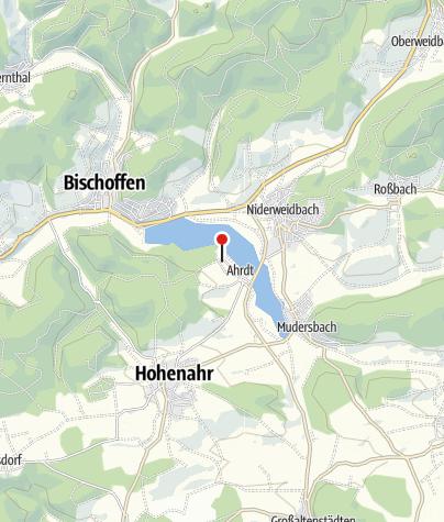 Karte / Ferienwohnung Neuchl, Ahrdt