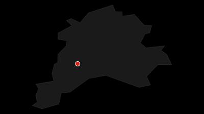 Map / Jakobsweg Vorarlberg: Bludenz–Rankweil