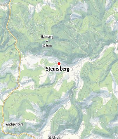 Karte / Gasthof Steiner