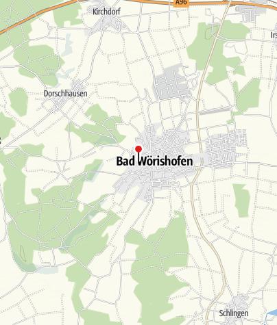 Karte / Baumgarten-Denkmal