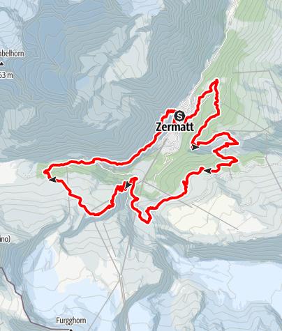 """Carte / Matterhorn Ultraks Trail """"Mountain"""""""