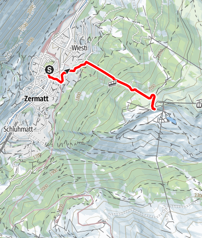 """Carte / Matterhorn Ultraks Trail """"Vertical"""""""