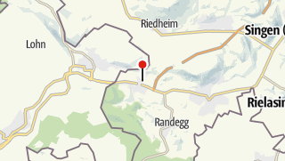 Karte / Landgasthof Wider