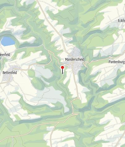 Karte / Hotel und Restaurant Heidsmühle in Manderscheid
