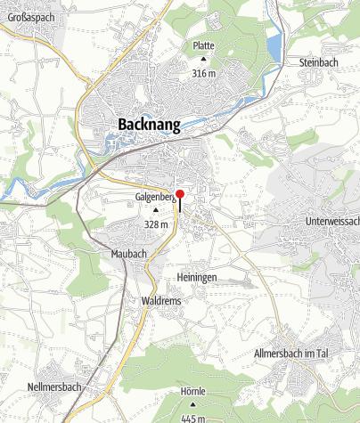 Karte / Zweirad-Center Urban GmbH