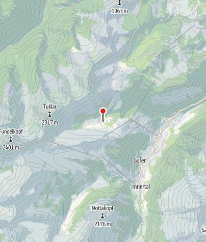 Karte / Parpfienzalpe