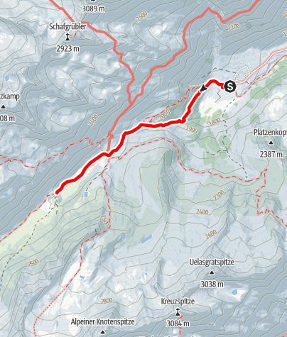 Map / Höllenrachen