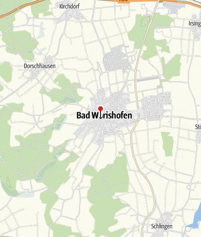 Karte / Ferienwohnung Huss