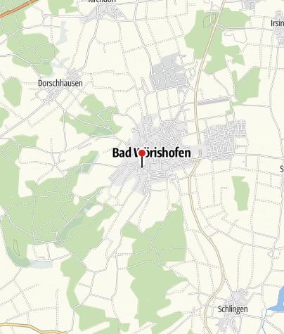 Karte / Ferienwohnung Schwaier Otmar