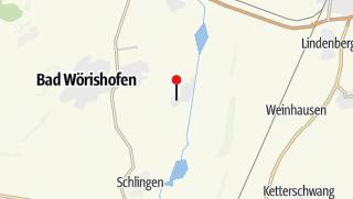 Karte / Ferienwohnung Settele