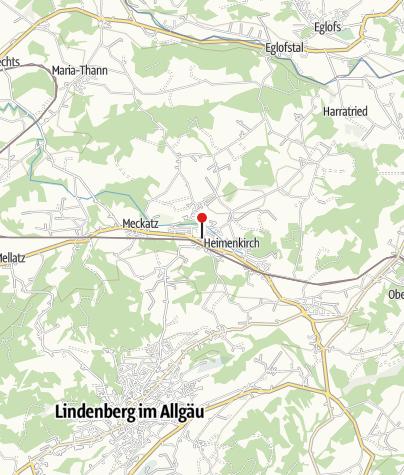 Karte / Markt Heimenkirch (Rathaus)