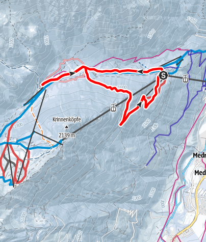Mapa / Schlicker Runde
