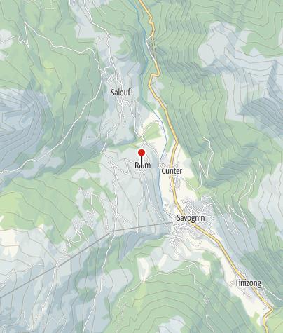 Kaart / Volg und Poststelle Riom