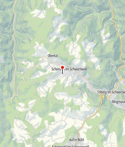 Karte / Schonach Schule