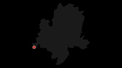 Karte / Bodenseerundwanderweg von Lindau nach Nonnenhorn