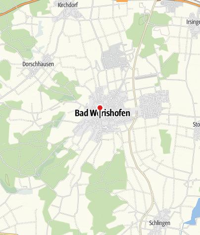 Karte / Reisebüro Bad Wörishofen