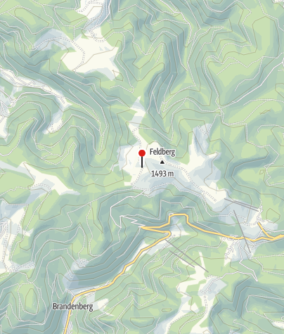 Karte / St. Wilhelmer Hütte