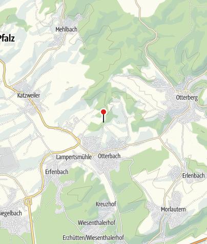 Map / Waldhaus im Himmelreich