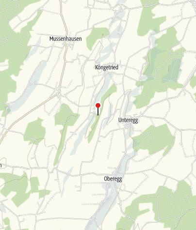 Karte / Katzbrui Mühle