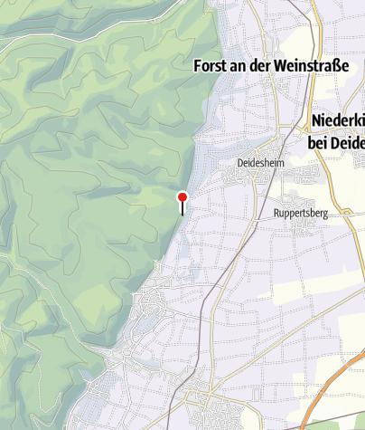 Carte / Waldgaststätte Pfalzblick