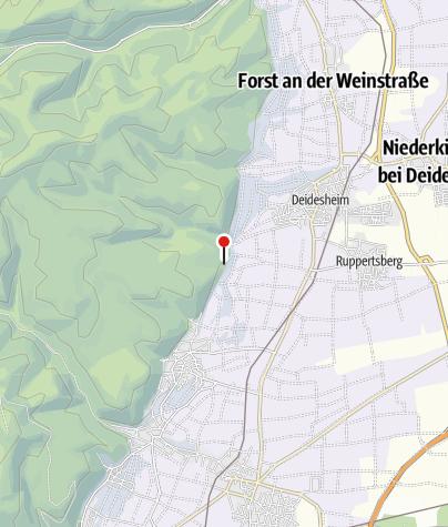 Karte / Waldgaststätte Pfalzblick