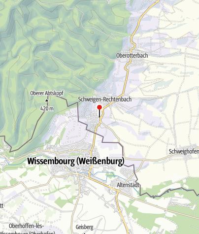 Map / Weingut Jülg