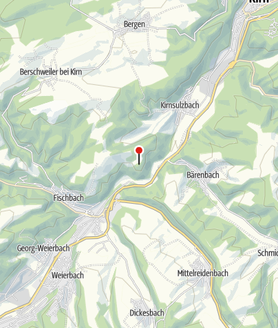 Map / Keltische Burg bei Kirn-Sulzbach