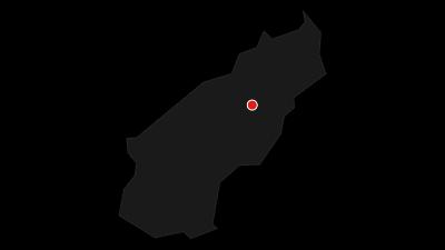 Karte / Stubaier Höhenweg (Variante 1: Starkenburger Hütte - Innsbrucker Hütte)