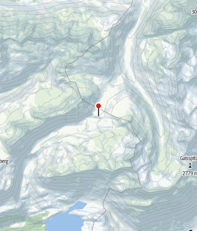 Map / Neue Heilbronner Hütte