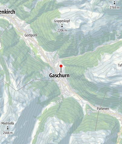 Karte / Haus Kreuzmayr