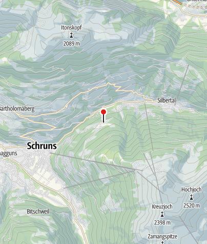 Karte / Landhaus Brif