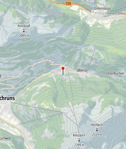 Karte / Erhard Norbert Silbertal