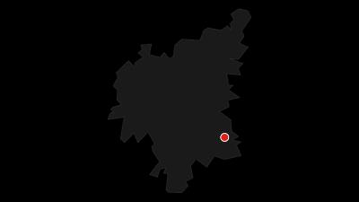 Karte / TraumRunde Iphofen