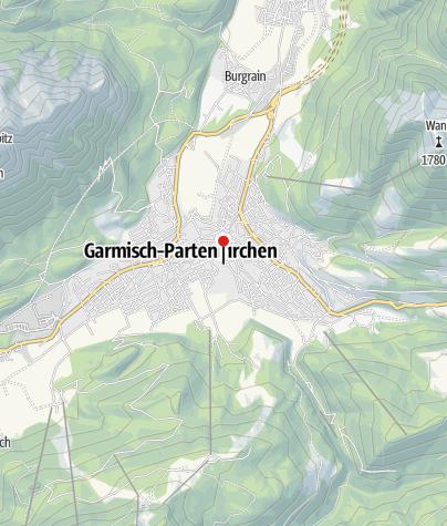 Karte / ESV München-Freimann
