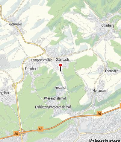Karte / Barbarossa Bäckerei Otterbach