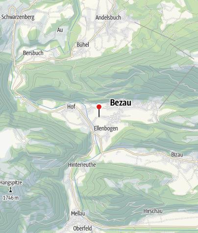 Karte / Ferienwohnung Greber Gertraud
