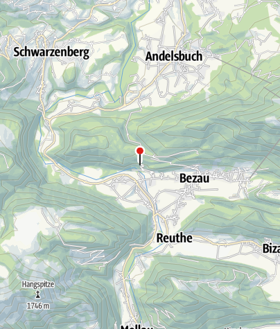 Karte / Klausberg Hütte
