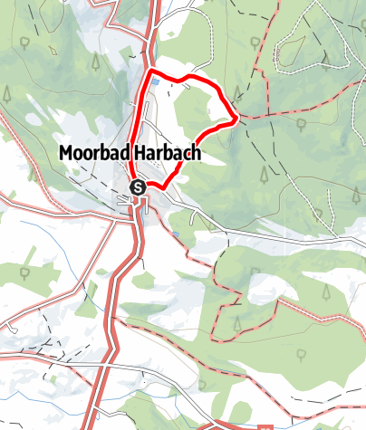 Mapa / Steinbergweg