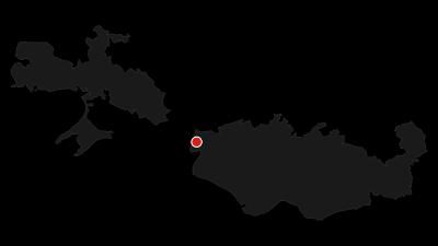 Karte / Schrammsteinaussicht - Schrammsteinweg - Kleiner Winterberg - Kuhstall