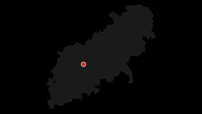 Karte / GrenzgängerWeg