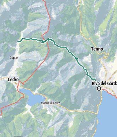Map / Senter de Val Sorda (SAT 402)